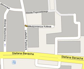 Jazda po google maps