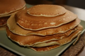 Gotowe pancakes